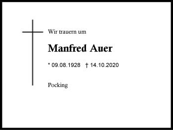 ManfredAuer
