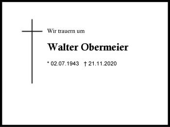 WalterObermeier