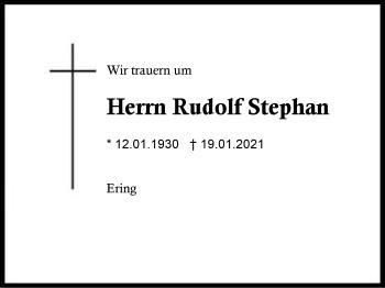 RudolfStephan