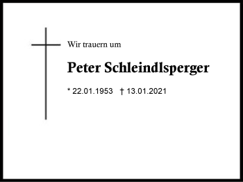 Peter Schleindlsperger