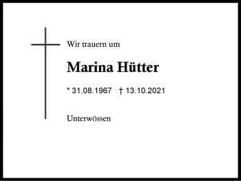 MarinaHütter