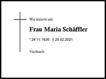 MariaSchäffler