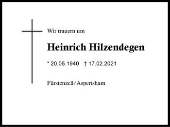 HeinrichHilzendegen