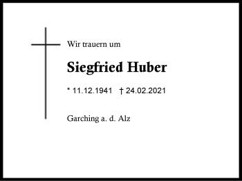 SiegfriedHuber