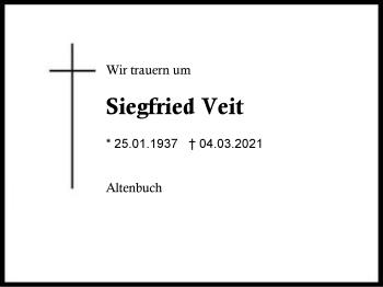 SiegfriedVeit