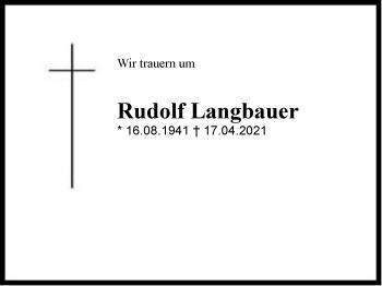 RudolfLangbauer