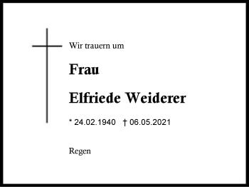 ElfriedeWeiderer
