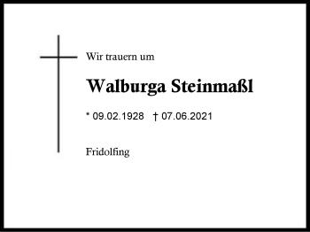 WalburgaSteinmaßl