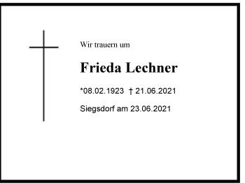 FriedaLechner