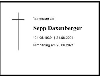 SeppDaxenberger