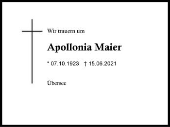 ApolloniaMaier