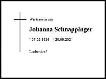JohannaSchnappinger