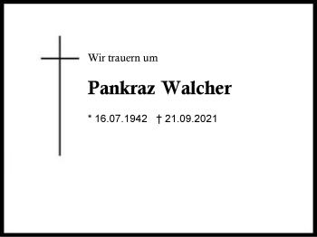 PankrazWalcher
